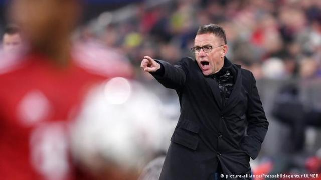 Ralf Rangnick points