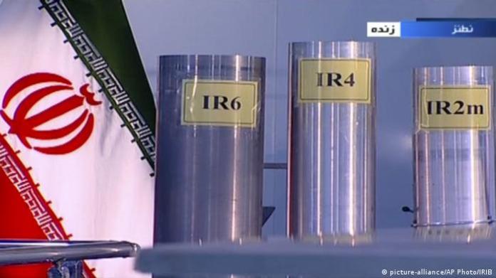 Iran IR 6 Zentrifugen