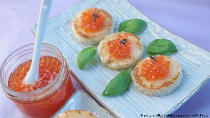 Almas-Caviar