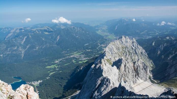 Mount Zug Spitze