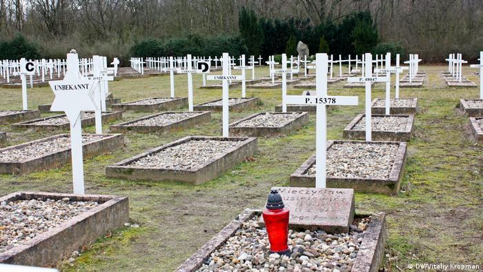 Мемориальный комплекс и мемориальное кладбище в Гарделегене