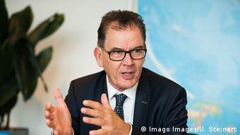 Γκέρντ Μίλερ: Για την κατάσταση στο Καρά Τεπέ συνυπεύθυνη και η ΕΕ