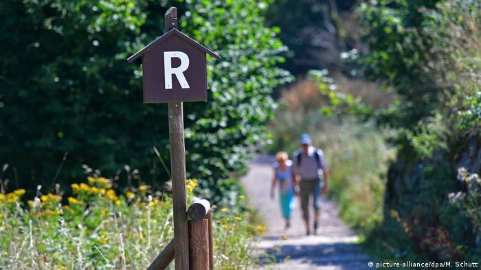 Germany BG Hiking Trails |  Rennsteig