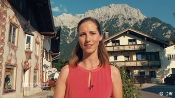 Check-ins Nicole Frölich in Mittenwald, Bavaria