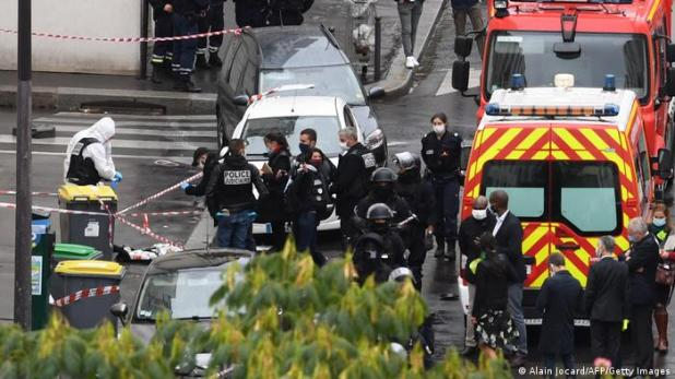 Frankreich I Messerattacke in Paris (Alain Jocard/AFP/Getty Images)