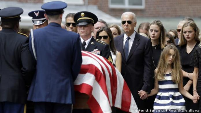 Joe Biden and granddaughter