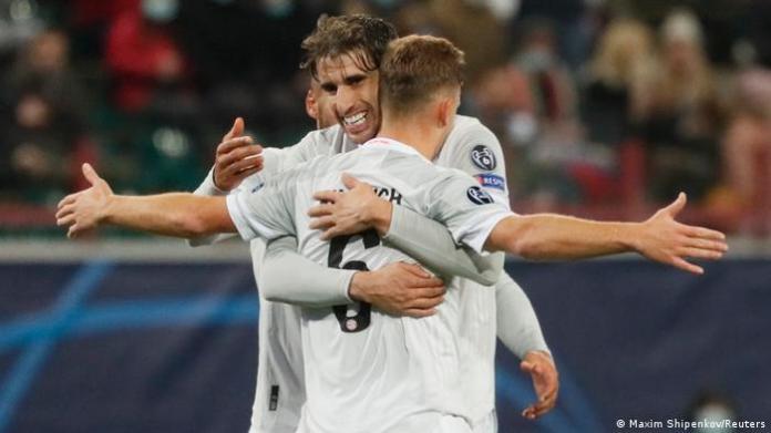 UEFA Champions League |Lokomotive Moskau vs. FC Bayern München | 2. TOR Bayern (Maxim Shipenkov/Reuters)