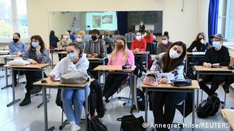 Άγνωστο πότε ακριβώς θα επιστρέψουν οι μαθητές στα σχολεία στη Γερμανία