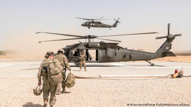 Kunduz'da ABD askerleri (Arşiv)