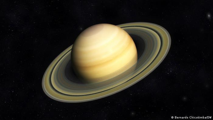 Вторая по размерам планета Солнечной системы после Юпитера