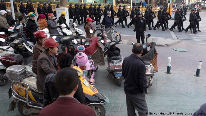 美德英三國舉辦新疆人權活動 中國要求聯合國會員勿參與