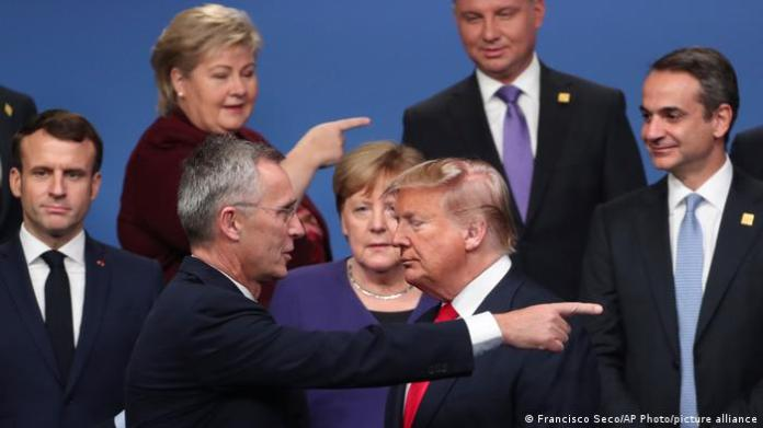 Donald Trump NATO summit