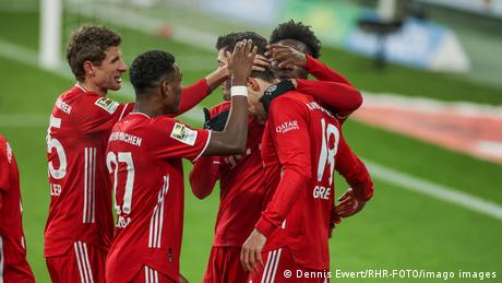 Soccer Bundesliga | Borussia Mönchengladbach - FC Bayern Munich