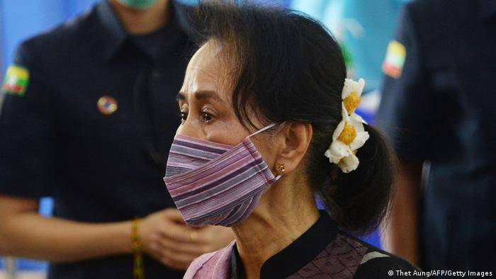 Myanmar: Aung San Suu Kyi