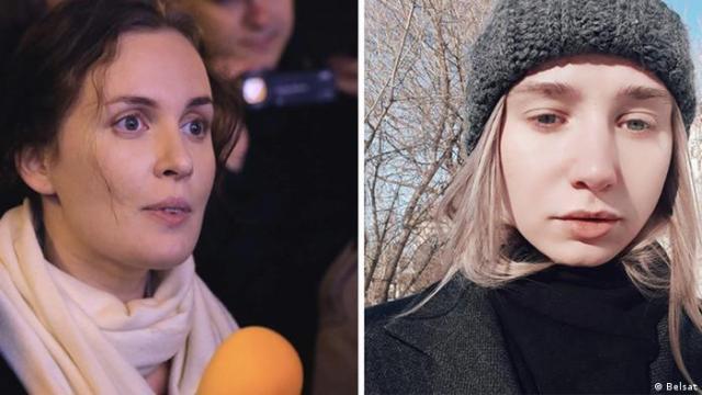 Катерина Андреева и Дарья Чульцова