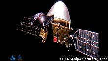 Chinesische Mars-Sonde «Tianwen 1»