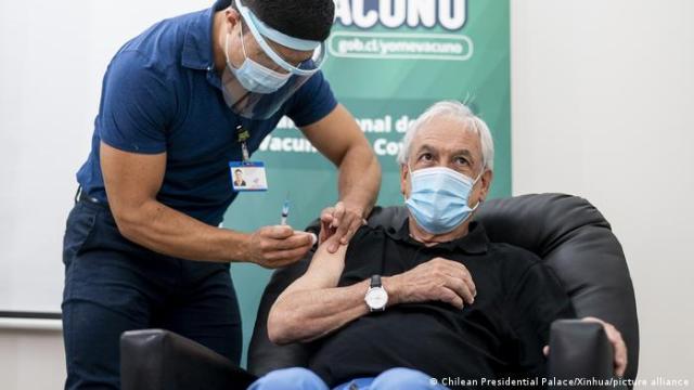 Chile Corona | Impfkampagne