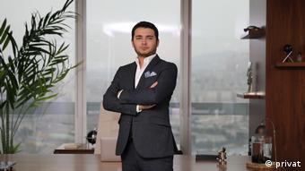 THOKEX founder and CEO Faruk Fatih Ozer