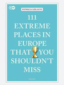 Buchcover | Buchcover Extreme Orte Englisch