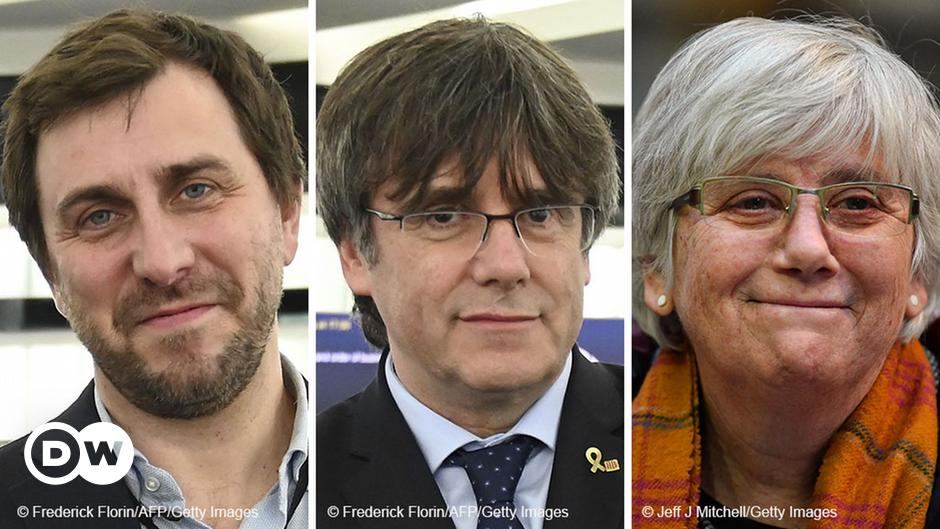 European Parliament lifts immunity of Carles Puigdemont