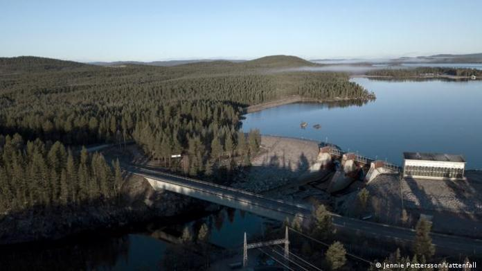 Norrbotten hydroelectric power station