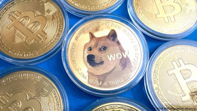 Dogecoin: The world′s most valuable joke | Business| Economy and finance  news from a German perspective | DW | 11.05.2021