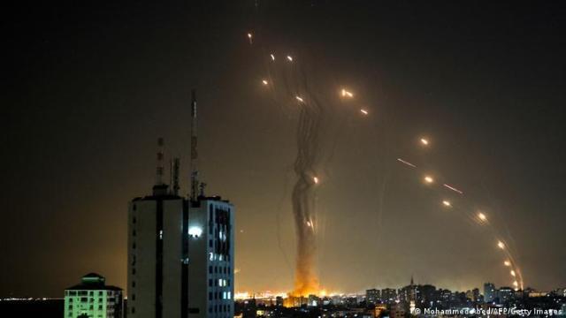 """Izraelski system obrony przeciwrakietowej """"Żelazna Kopuła"""""""