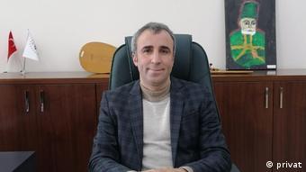 Alevi Dernekleri Federasyonu Başkanı Celal Fırat