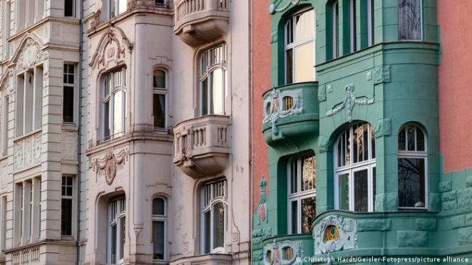 Almanya'da son senelerde büyük kentlerdeki kiralar rekor derecede yükseldi