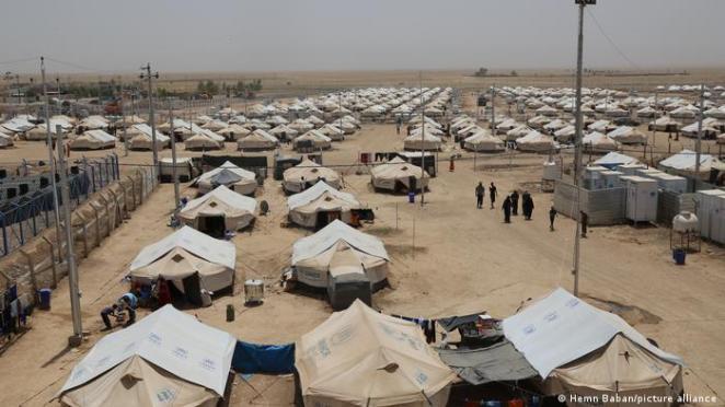 Mahmur Mülteci Kampı