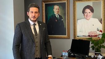 Onur Hondoroğlu I Vorsitzender Jugendorganisation IYI Partei