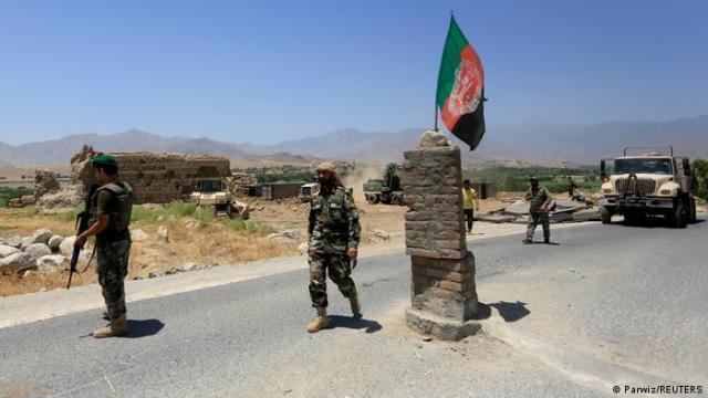 আফগান ও পাকিস্তান সম্পর্ক