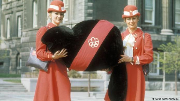 Montreal 1976 - AMIC