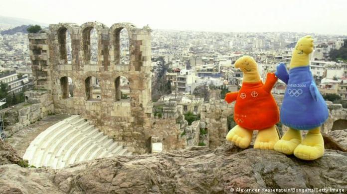 Athens Olympics: Vivos and Athens