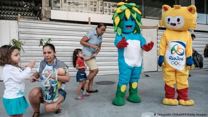 Rio de Janeiro 2016: Vinicius and Tom