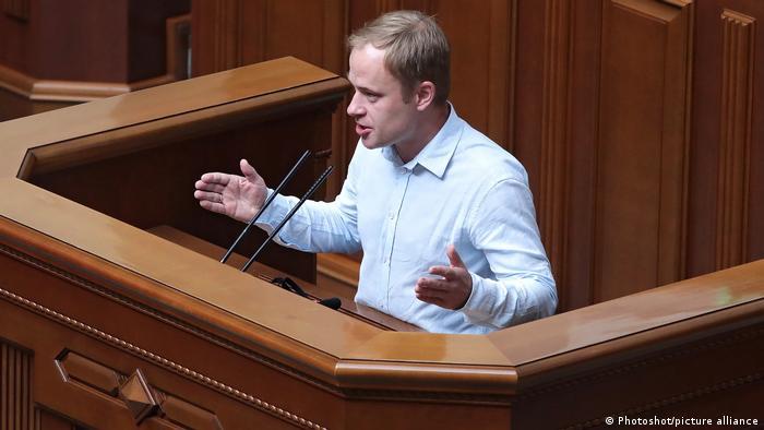 На тлі суперечностей з новим керівництвом Ярослав Юрчишин вирішив залишити лави Голосу