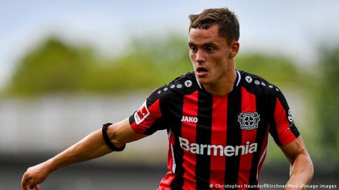 Florian Fernz (18 years old) - Bayer Leverkusen