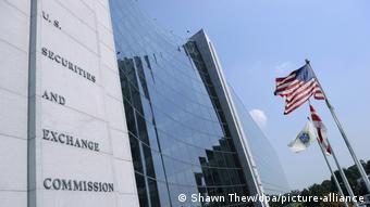Η αμερικανική Επιτροπή Κεφαλαιαγοράς (SEC)