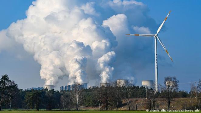 Almanya'da AfD hariç siyasi partiler kömür enerjisinden vazgeçilmesini destekliyor