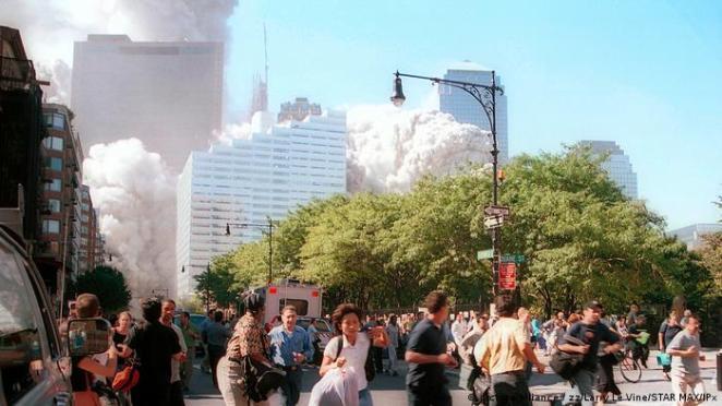 11 Eylül 2001'de düzenlenen dört saldırıdan ikisi Dünya Ticaret Merkezi'ni hedef almıştı