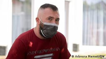 Nordmazedonien | Krankenhausbrand in Tetovo | Ibin Emshiu
