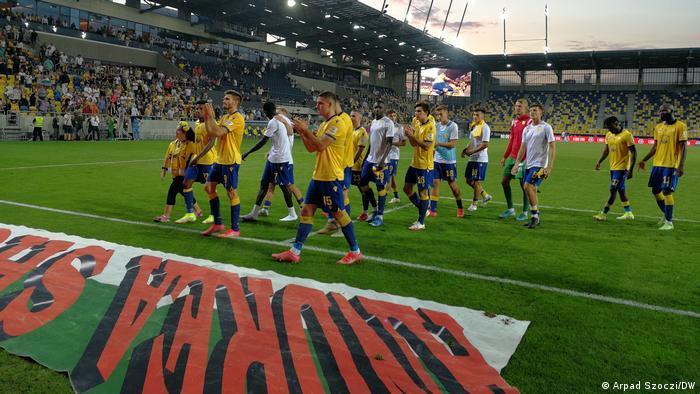 Ungarn Dunajska Streda   Fußballverein DAC