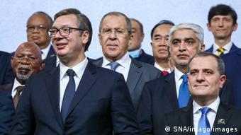 Serbien Belgrad | Konferenz Blockfreie Staaten