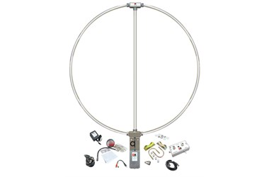 DX Engineering RF-PRO-1B® Active Magnetic Loop Antennas