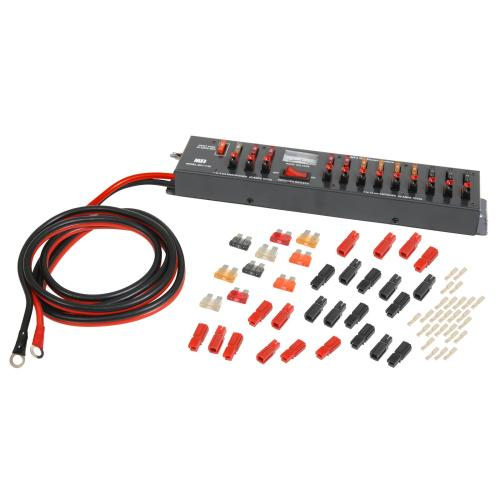 small resolution of mfj dc multiple outlet panels mfj 1128 free shipping on most orders over 99 at dx engineering