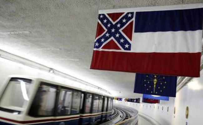 Mississippi Votes To Scrap Confederate Emblem From State