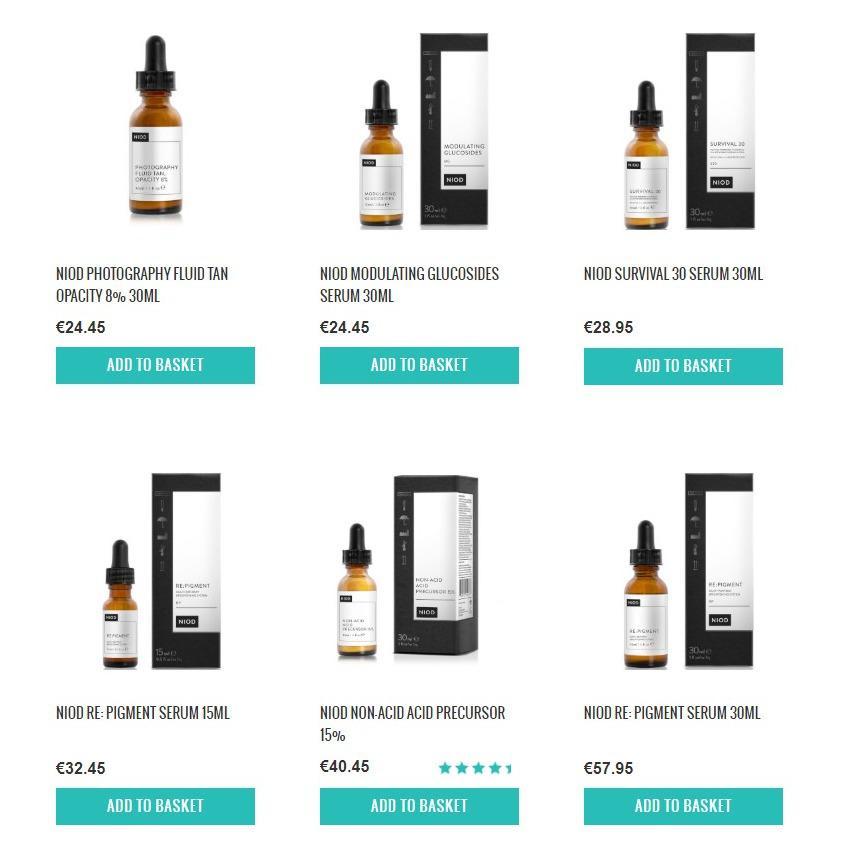 The Ordinary的高端線NIOD竟然全線75折!非侵入式微整護膚黑科技代表! 一分錢 eCentime。分享品質生活!