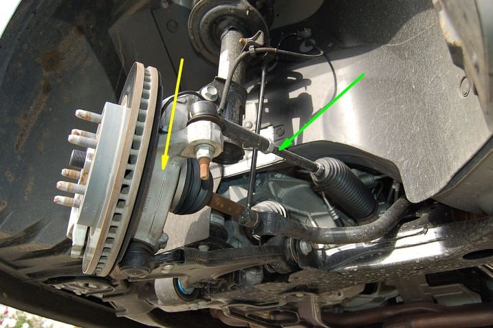 And Bmw Abs Control Module Wiring Diagram Suspension Walkaround 2010 Chevrolet Traverse Long Term