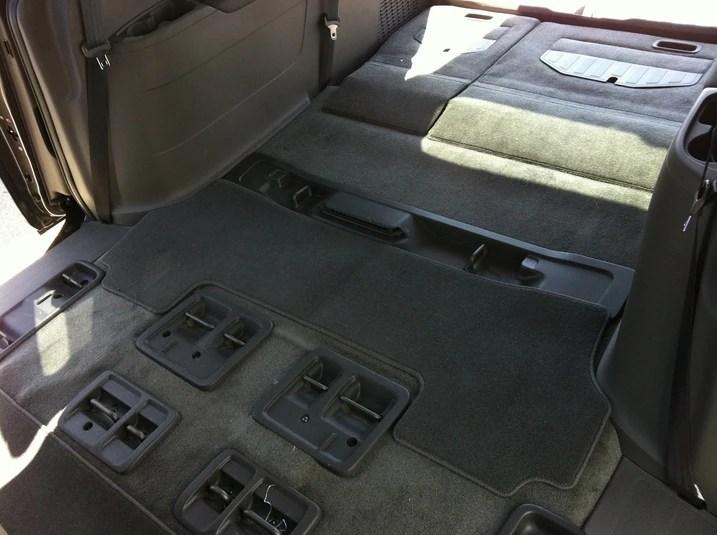 Minivan As Hotel  2011 Honda Odyssey Touring LongTerm