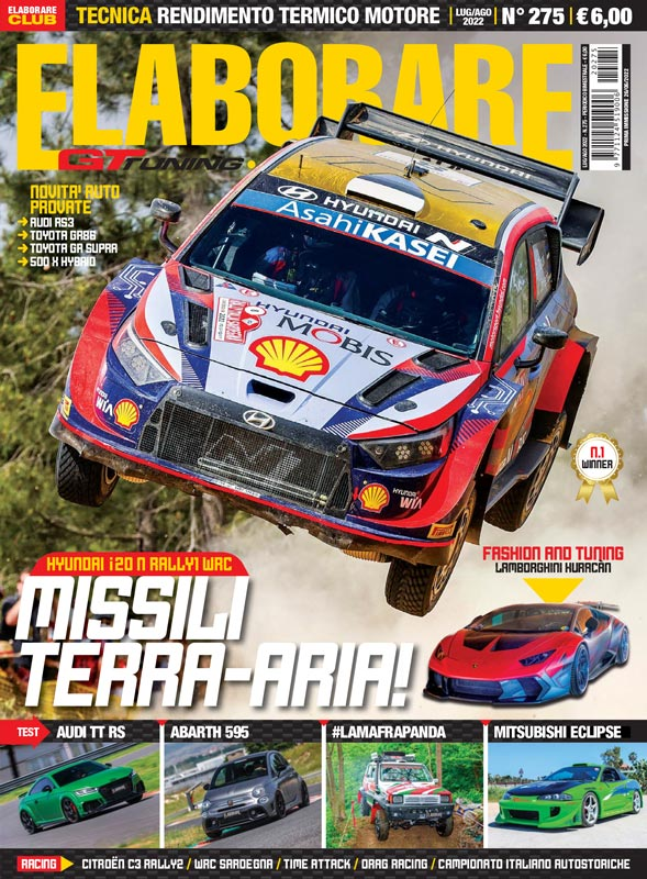 Elaborate magazine since 1996 the bible for fans of sports and racing cars